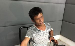 海南一男子吸毒致幻加油站内往身上浇汽油,与警方对峙被刑拘