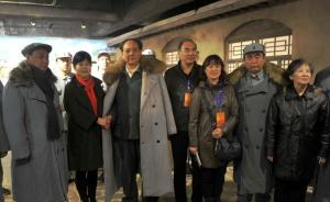 西柏坡主题蜡像馆举行揭牌仪式,毛泽东侄女毛小青等出席