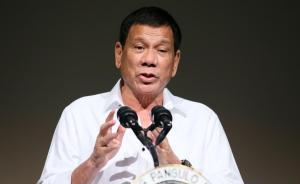 菲律宾政府挫败针对总统刺杀,原计划用炸弹袭击