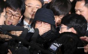 """""""崔顺实门""""背后韩国政治角力:朴槿惠被架空,在野党等机会"""