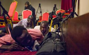南苏丹正副总统内讧交火已致272死,中国维和部队进入战备