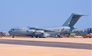 印度C-17运输机降落中印边境敏感地区,意在提升投送能力