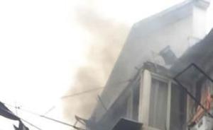 上海浦东一小区出租房天然气爆炸,殃及20多户居民3人受伤