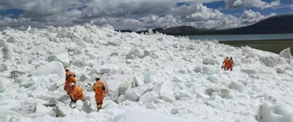 中美知名冰川学者共同前往阿里科考,寻找青藏高原冰崩真相