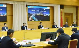 韩正:确保明年年底黄浦江两岸45公里公共空间贯通开放