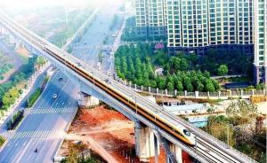 武汉-孝感城铁车票已上线发售,汉口火车站到机场12分钟