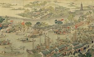 发现东亚(三一)︱江南风格与江户浮世