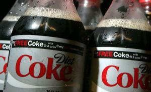 无糖可乐也许没有你想的那么健康
