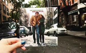 鲍勃·迪伦在1961年的纽约