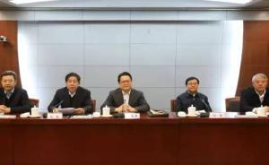 """中国""""头号央企""""中核集团今日换帅:王寿君出任董事长"""
