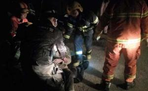 粮食存放高度不一,湖南衡阳一粮库隔断墙倒塌致2死3伤