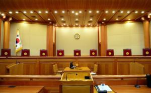 韩国宪法法院首次预审总统弹劾案,朴槿惠未出席