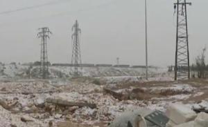 """叙利亚政府军宣布""""解放""""阿勒颇,五大城市均重回政府控制"""