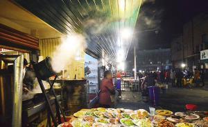 河北文安停业饭店复工,官方称控制餐饮油烟是治霾关键举措