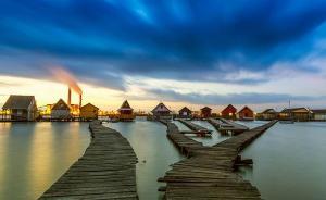 忘记马尔代夫,去匈牙利海岛度个假吧
