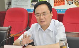 西安市委原常委钟健能被开除党籍:在换届考察前向多人拉票