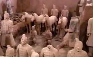 西安兵马俑乱象:黑司机带去山寨景点