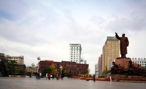 公共空间计划丨听城市①在沈阳中山广场周边能听到什么?
