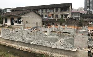 江西资溪强拆事件再调查:徐晓洪被拆在建房不符一户一宅政策