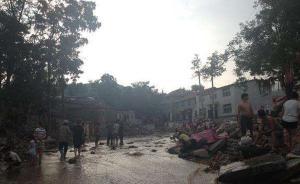 河北降雨已致112人死亡失踪,倒塌房屋近3万间