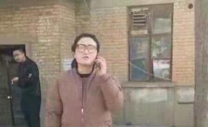 """甘肃合水县回应""""孕妇打交警"""" :打人者有背景说法不实"""