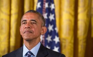 奥巴马否认美国参与或提前知晓土耳其未遂军事政变