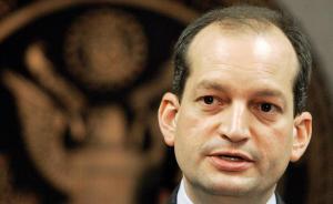特朗普提名阿科斯塔为劳工部长,系佛罗里达国际大学法学院长
