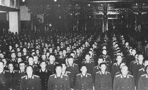 共和国将星连陨两员,1614名开国将帅只剩31人
