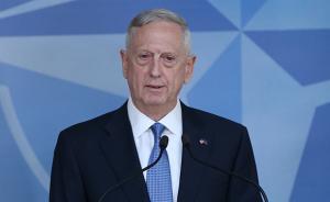 美防长为特朗普争议言论打圆场:美进军伊拉克不是为了石油