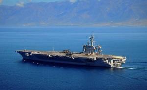 """南海策丨""""卡尔·文森""""是美军对中美双方政府的""""压力测试"""""""