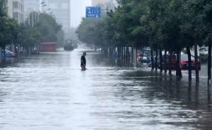 王勇河北慰问受灾群众:要保证有饭吃、有衣穿、有干净水喝