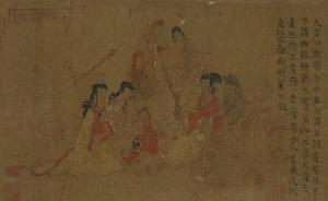大英博物馆百件藏品巡展到中国,可惜没有女史箴图