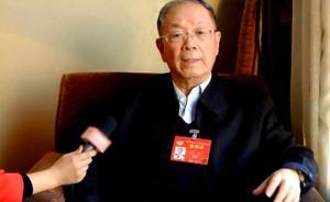 全国政协委员、海军少将尹卓:建议制定退役军人法