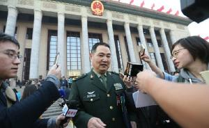 """军媒:别过度解读王洪光中将对台湾问题说的""""硬话"""""""