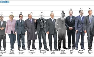 荷兰人全球最高,中国男人比日本男人高1厘米