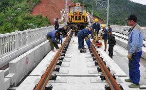 湖北省铁路投资半年砸下105亿元,郑万高铁湖北段年内开工