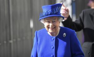 """英女王批准""""脱欧""""法案,授权首相特蕾莎正式启动脱欧程序"""