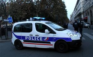 巴黎再传枪案:警察路检被射伤,嫌犯与奥利机场枪案系同一人