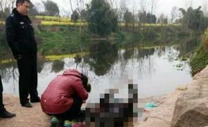 四川一女子殴打婆婆后丈夫抱幼女跳河身亡,警方拘留当事女子