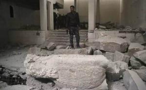 回音|摩苏尔惨遭极端分子砸毁的文物,大多是真品而非复制品