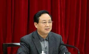 """广东省委常委、省纪委书记黄先耀:勿当五种""""不为""""官"""
