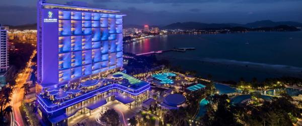 投年轻人所好,一大批没听过名字的新酒店进驻中国