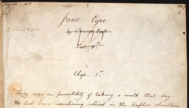 大英图书馆来华办展,莎士比亚珍本、《简·爱》手稿首次展出