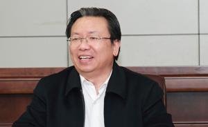 卢献匾出任广西壮族自治区民宗委主任