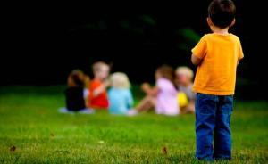 美国自闭症儿童家长:我花三年时间才接受孩子患自闭症的事实