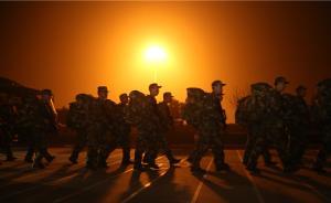军媒披露:原甘肃省军区某边防营转隶移交新疆军区某边防团