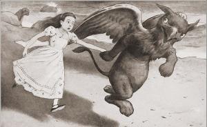 迤逦鸦︱淘书记趣:寻找爱丽丝