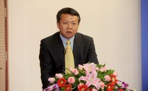 最高检政治部主任王洪祥调任福建省委常委、政法委书记