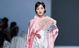 这一季的上海时装周,团结紧张严肃活泼