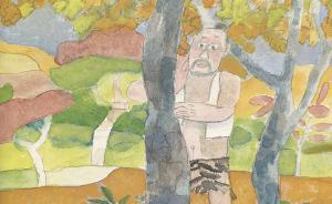 中华创世神话文艺创作工程|张培成谈连环画绘本《伏羲织网》